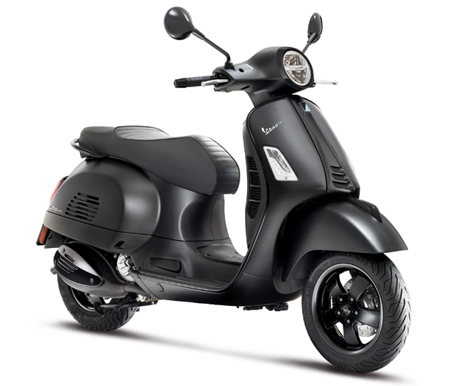 GTS Super 125 Notte ABS